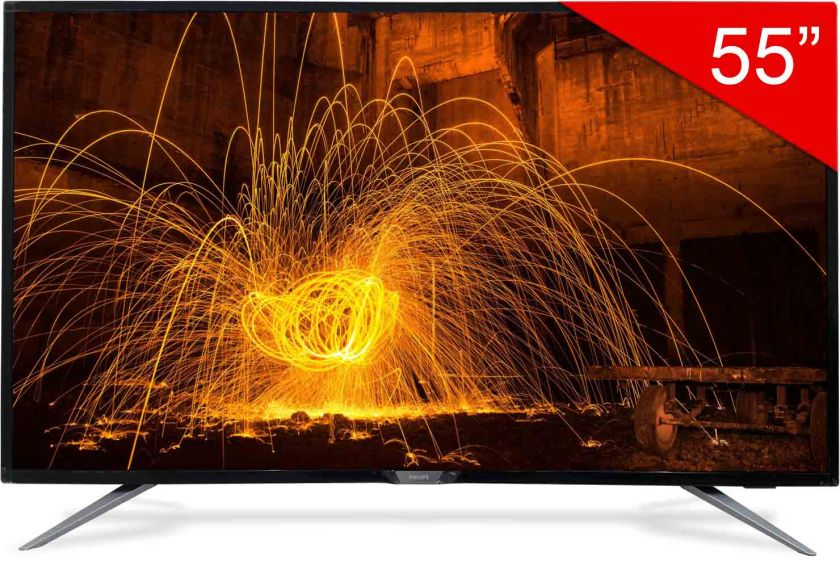 Màn Hình Smart Tivi Philips 55INCH 55PUT6002S/67