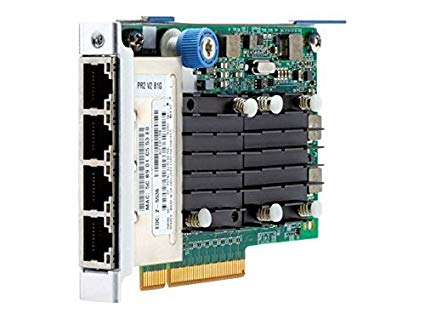 HPE FlexFabric 4-port, 10 Gbps, 536FLR-T adapter