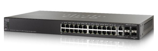 Cisco SG550X-24-K9-EU