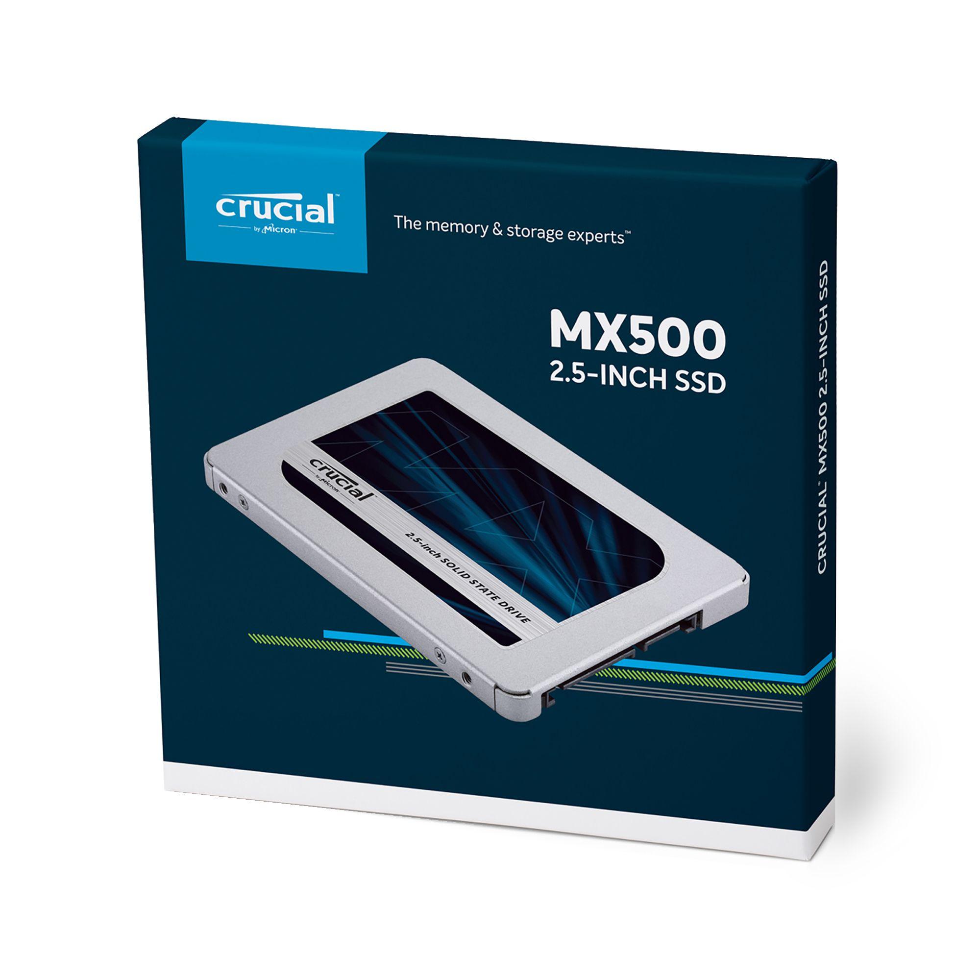 SSD Crucial MX500 3D NAND SATA III 2.5 inch 250GB