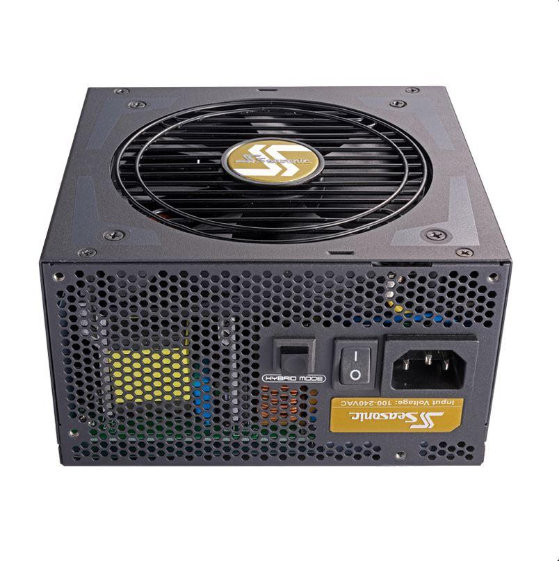 Nguồn Seasonic FOCUS PLUS FX-850 850W -80 Plus Gold