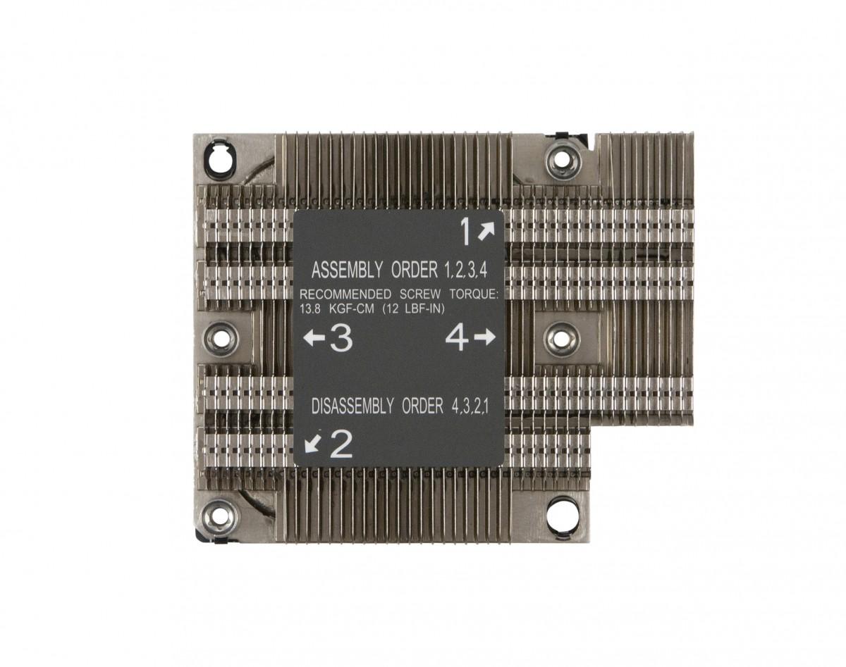 Supermicro 1U Passive CPU Heat Sink Socket LGA3647-0 (SNK-P0067PD)