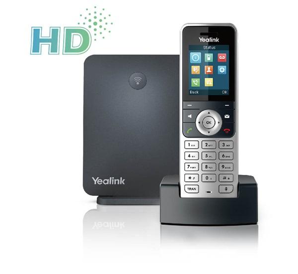 Trạm phát sóng không dây Yealink W53P (kèm 01 tay cầm W53H)