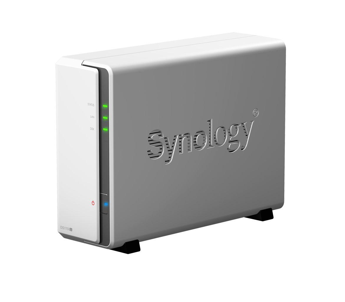 Thiết Bị Lưu Trữ NAS Synology DS119j
