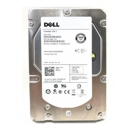 Dell 300-GB 6G 15K 3.5 SAS