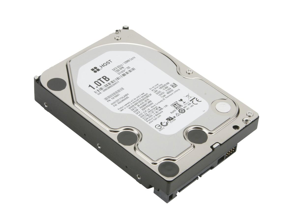 Ổ Cứng HDD Western WD Enterprise Ultrastar DC HA210 1TB 3.5