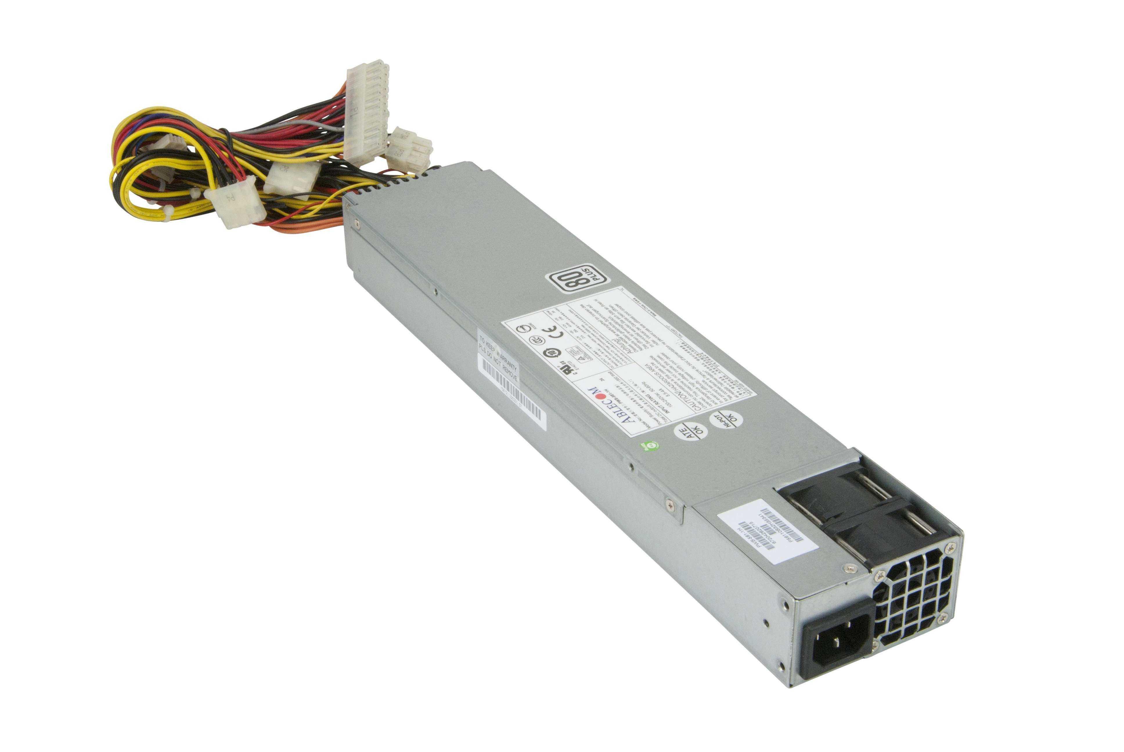 Supermicro 560W 1U Multi-Output Power Supply (PWS-561-1H)