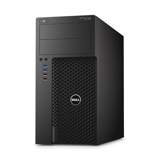 Máy Bộ WorkStation Dell Precision 3630 Mini Tower (70172469) Intel Xeon E-2124G/ 8GB/ 1TB/ NVIDIA Quadro P620 2GB GDDR5/ 3Yrs Warranty