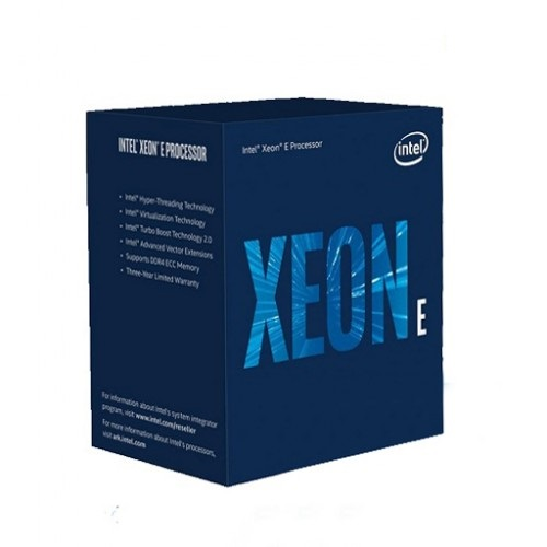 Intel® Xeon® E-2124 Processor 8M Cache, up to 4.30 GHz TM-T340