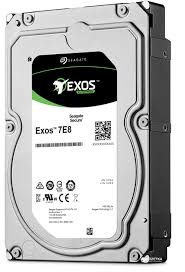 2TB Seagate  Exos 7E8 Enterprise, 3.5