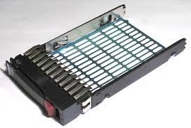 HP 371593-001 2.5 INCH HOT SWAP SAS/SATA TRAY