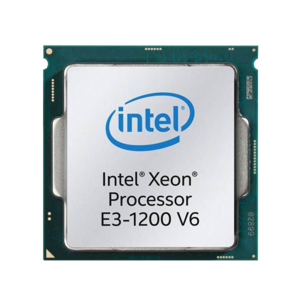 Intel® Xeon® E-2134 Processor 8M Cache, up to 4.50 GHz TM R240 HP