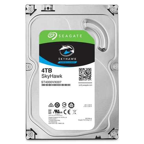 4TB Seagate SkyHawk 64MB Cache SATA 6.0Gb/s 3.5