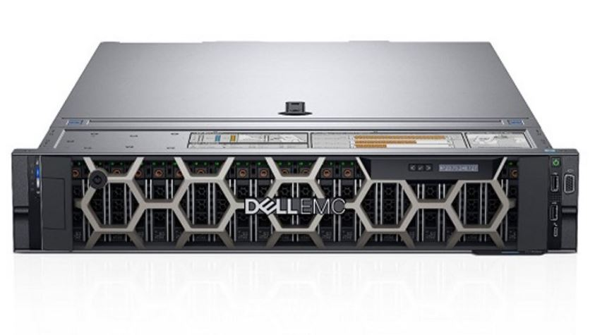 DELL™ CHASSIS R740XD - 24x 2.5inch - 2x750W Power Supply
