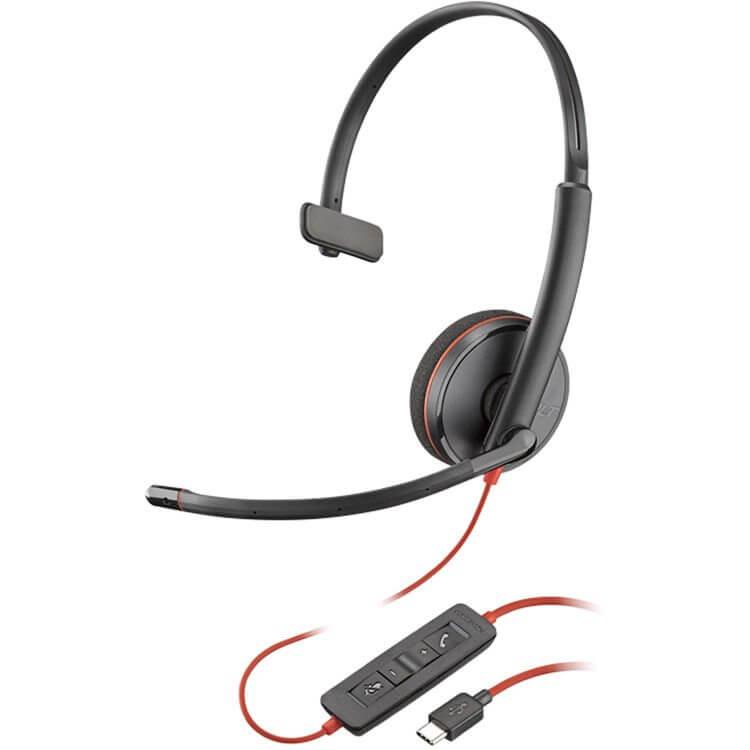 Plantronics Blackwire C3210 USB-C