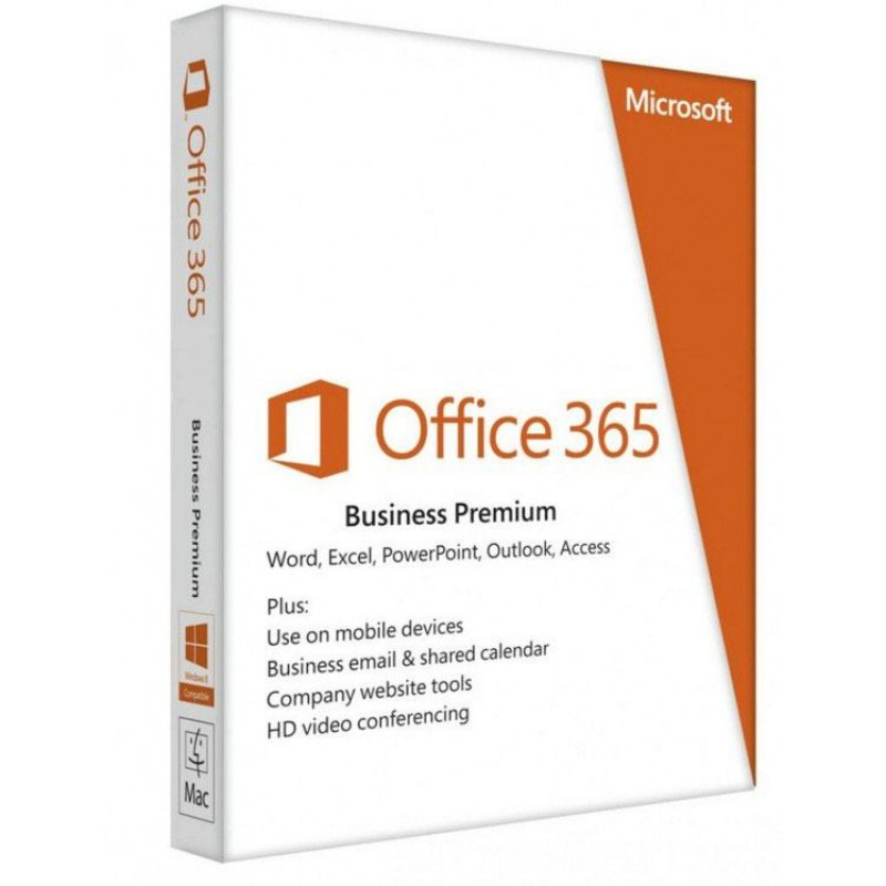 Office 365 BusinessPrem ShrdSvr SNGL SubsVL OLP NL Qualified Annual (9F4-00003)