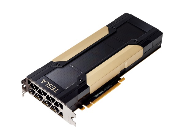 NVIDIA Tesla V100 16GB CoWoS HBM2 PCIe 3.0