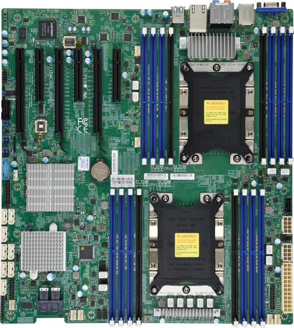 Supermicro Motherboard X11DAC
