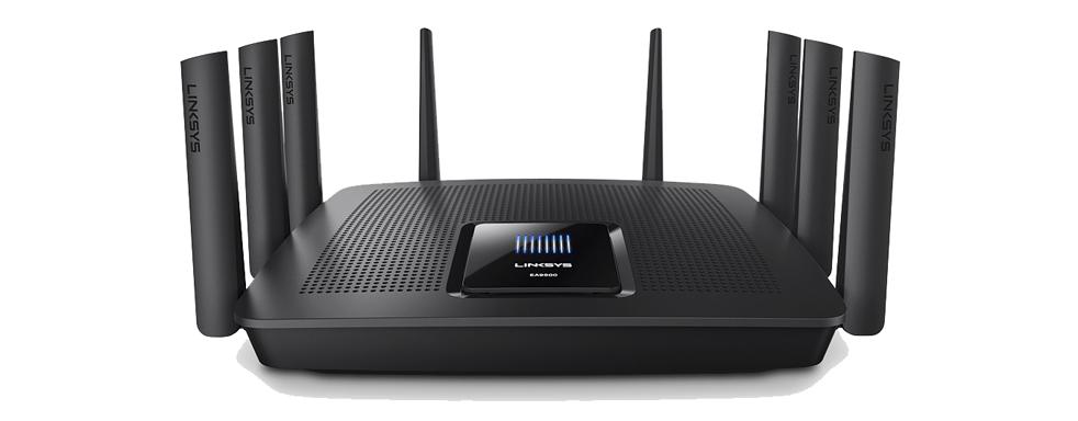 AC5400 MU-MIMO Gigabit Router LINKSYS EA9500