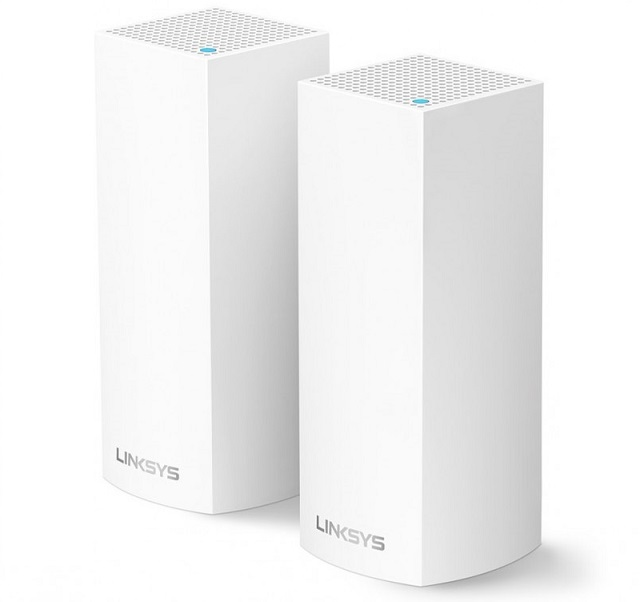 LINKSYS AC4400 Intelligent Mesh WiFi System WHW0302 (2Ps)