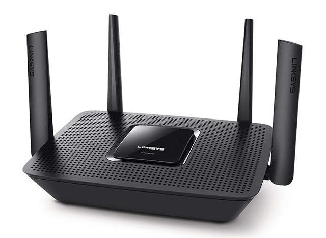 Linksys EA8300 Max-Stream™ AC2200 Tri-Band Wi-Fi Router EA8300