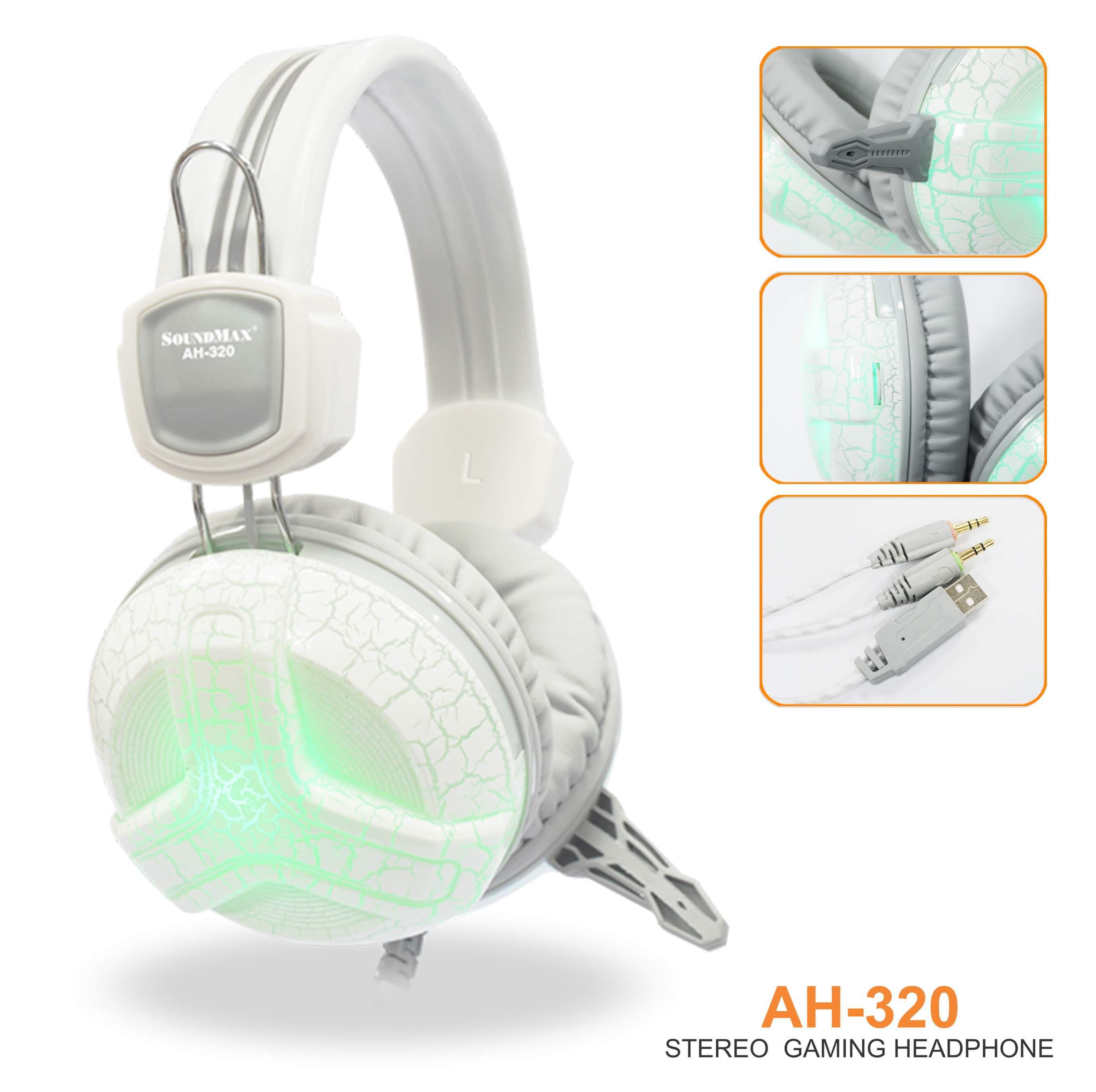 Tai nghe Bluetooth SoundMax AH-320