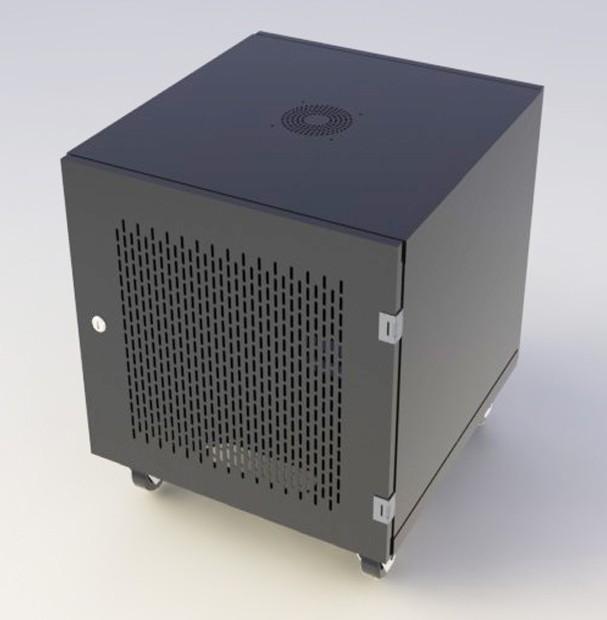 Tủ Rack HNR 10U-D500