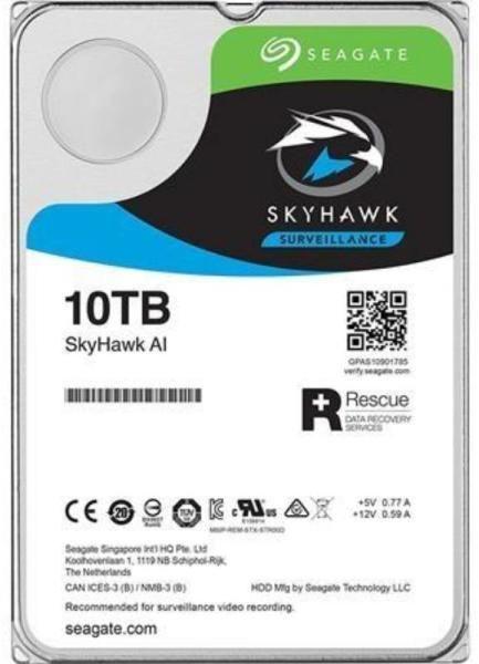 Ổ Cứng HDD Seagate SkyHawk™AI 10TB 3.5