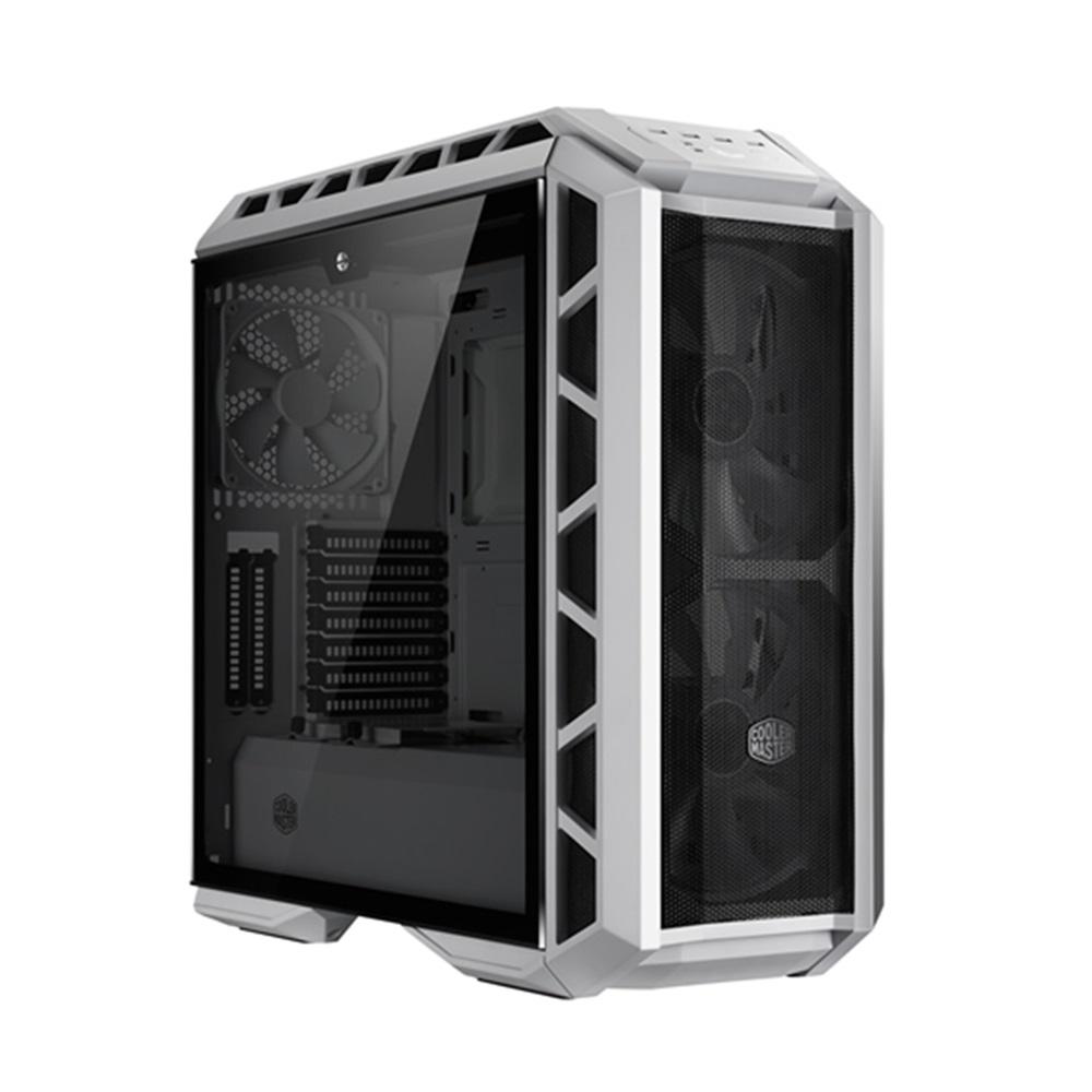 CASE CoolerMaster MasterCase H500P Mesh White
