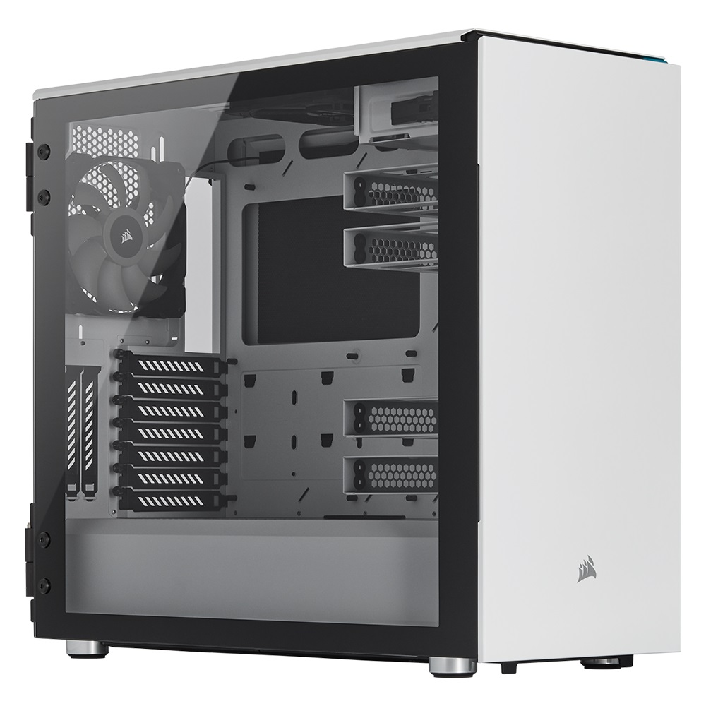 CASE Corsair Carbide Series 678C Low Noise White