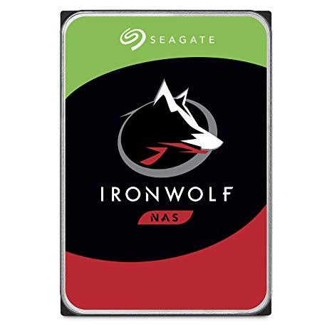 Ổ Cứng HDD Seagate IronWolf 16TB 3.5