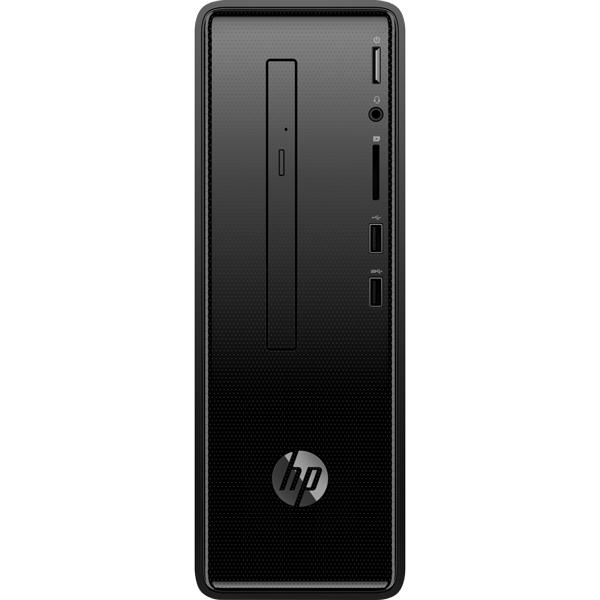 Máy tính để bàn HP 290-p0110d I3-9100(4*3.6)/4GD4/1T7/DVDRW/WLac/BT4.2/KB/M/ĐEN/W10SL