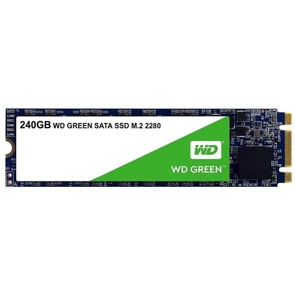 Ổ cứng SSD Western Digital WD Green 240GB M.2 2280 SATA 3