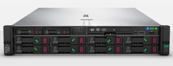 Chassis HP DL380 G10 8LFF - 2x500W Power Supply
