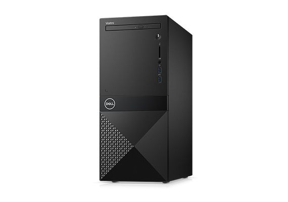PC Dell Vostro 3670 MT i7-9700 / 8GB / 1TB / DVDRW / WL / K+M (J84NJ7)