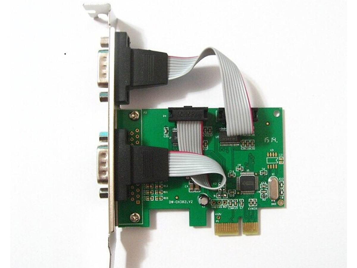 Card chuyển đổi PCI Express to Com RS232