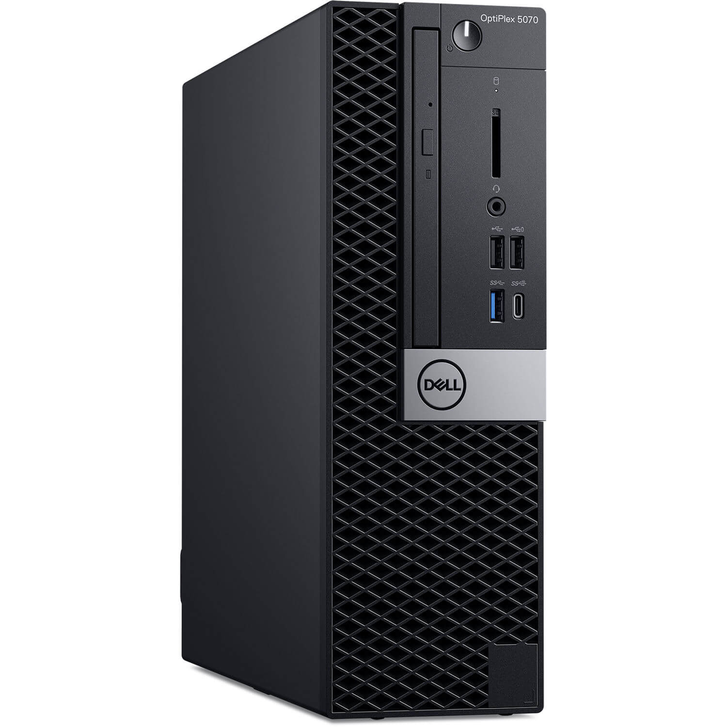 Máy Bộ PC Dell OptiPlex 5070 SFF (i7-9700/8GB RAM/1TB HDD/DVDRW/K+M/Linux)