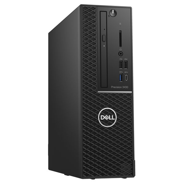 Máy Bộ WorkStation Dell Precision Tower 3430 CTO 42PT3430D01 (SFF) End Of Life ( EOL)