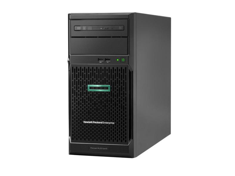 Chassis HPE ProLiant ML30 G10 - 350W