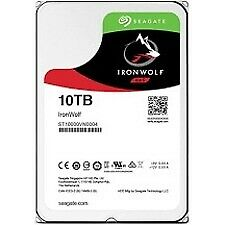 Ổ Cứng HDD Seagate 10TB IronWolf Pro 3.5 inch SATA 7200rpm Internal Hard Drive