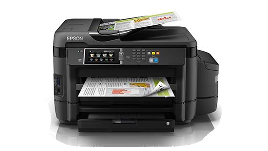 Máy in Epson L1455 khổ A3, In, Scan, Copy, Wifi, Fax với ADF