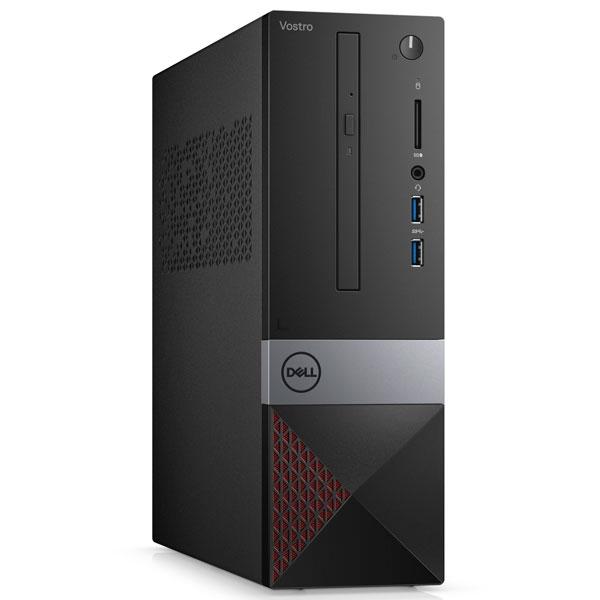 Máy tính để bàn - PC Dell Vostro 3470 SFF STI31206-4G-1T (i3-9100/4GB/1TB HDD/UHD 630/Ubuntu)