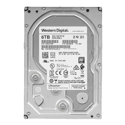 Ổ cứng ENTERPRISE WD ULTRASTAR DC HC310 6TB 3.5, 256MB Cache, 7200RPM, SATA