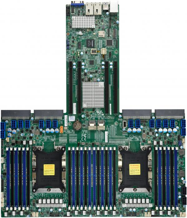 Supermicro X11DPG-OT-CPU (For SuperServer Only)