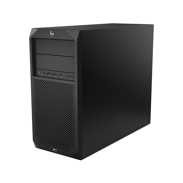 Máy Bộ WorkStation HP Z2 Tower G4 8GC75PA (Xeon E-2224G/8G RAM/256GB SSD/K+M/Linux)