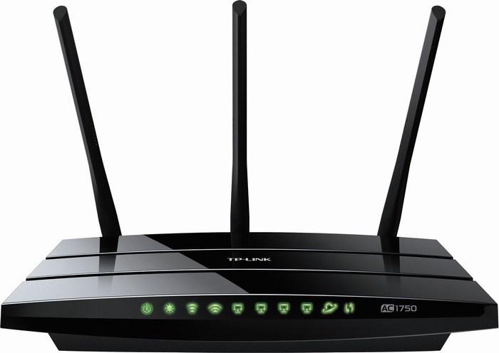 AC1750 Wireless Dual Band Gigabit Router TP-LINK Archer C7
