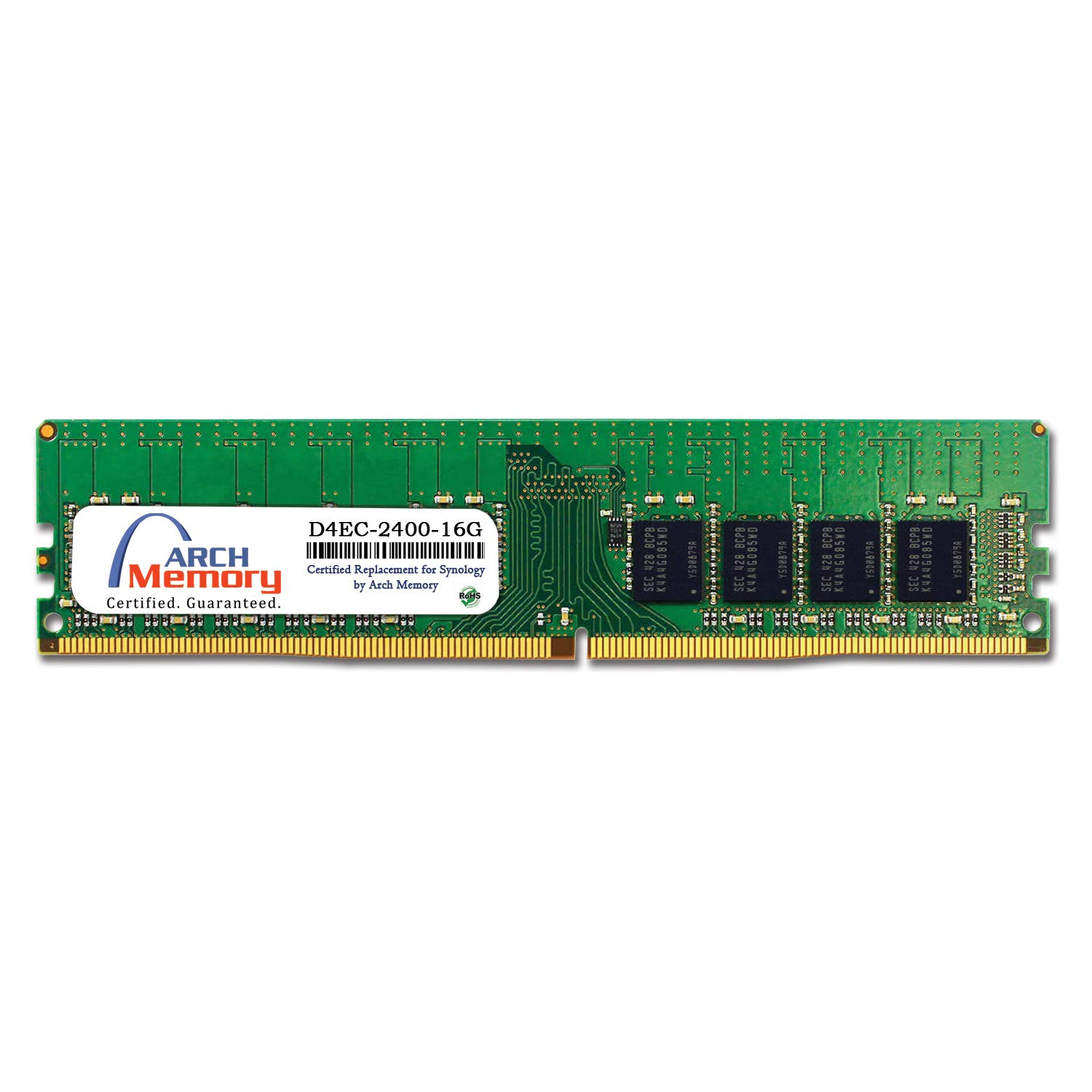 Bộ Nhớ RAM DDR4 Synology 16GB 2400MHz SO-DIMM