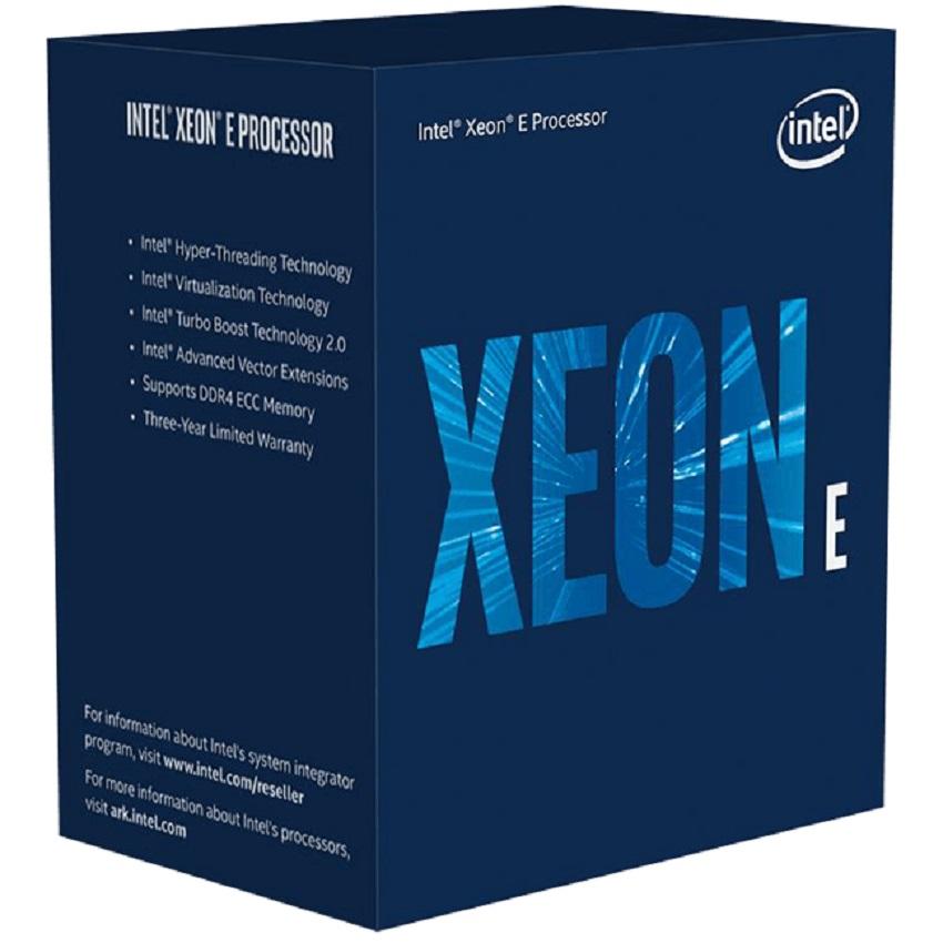 Intel® Xeon® E-2146G Processor 12M Cache, up to 4.50 GHz TM-T140
