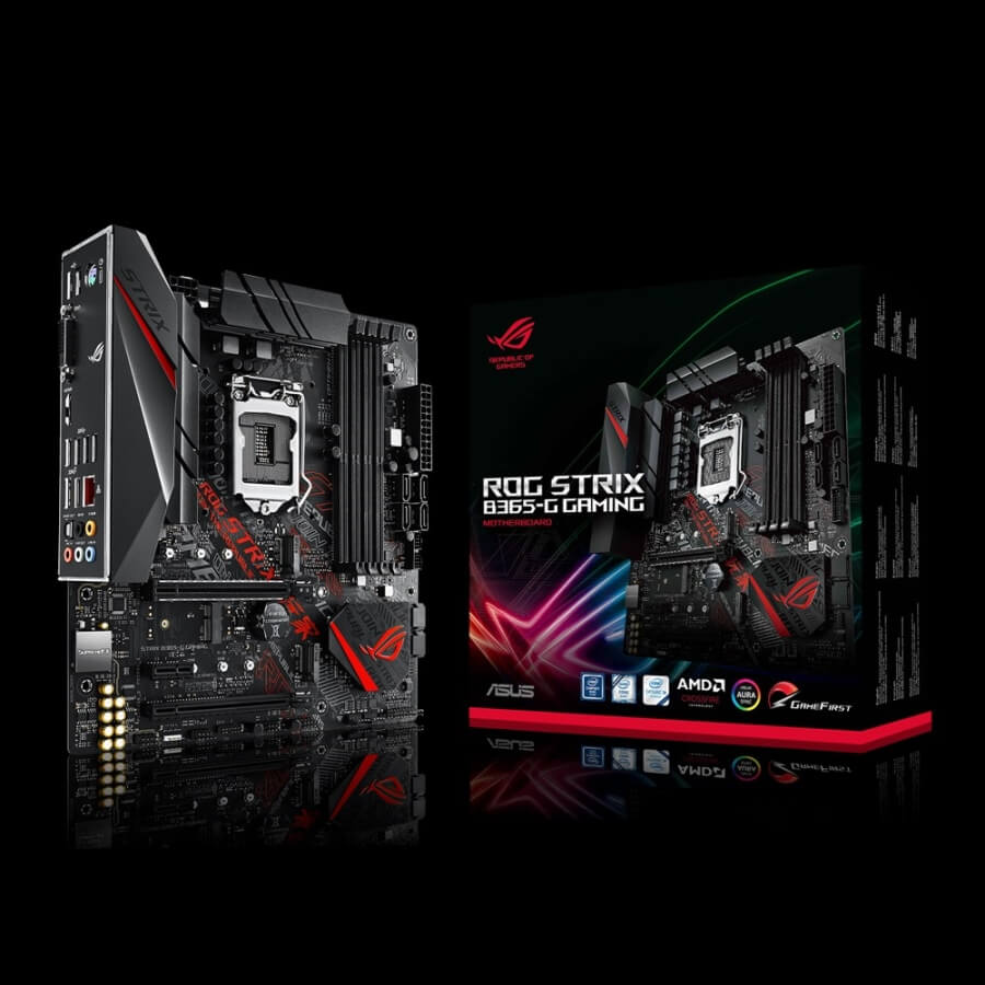 Mainboard ASUS ROG STRIX B365-G GAMING