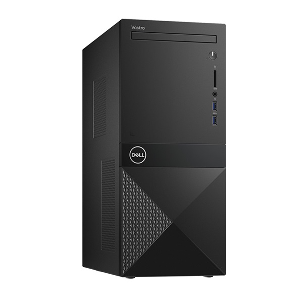 Máy Bộ PC Dell Vostro 3671 42VT37D058 (i7-9700/16GB RAM/256GB SSD+2TB HDD/GT730 2GB/WL+BT/K+M/Win 10)
